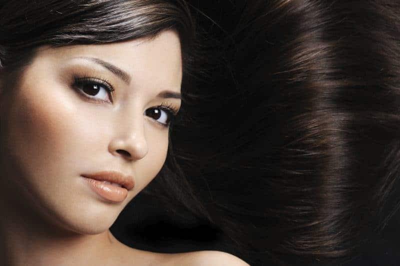 Image result for काले, सुंदर और चमकदार बाल