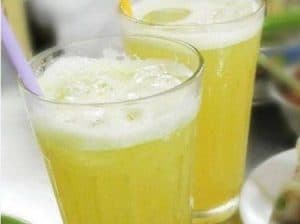 soda fizz sugarcane juice recipe fayde labh gun मीठा सोडा in english