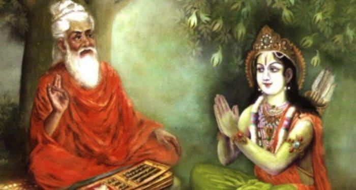 Guru ji jahan baithu vahan chhaya ji hindi