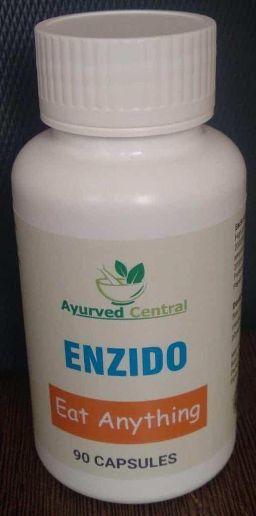 ENZIDO - पाचक एन्ज़ाईम्स का बेहतरीन फार्मूला